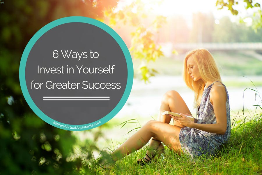 Invest in Yourself for Greater Success