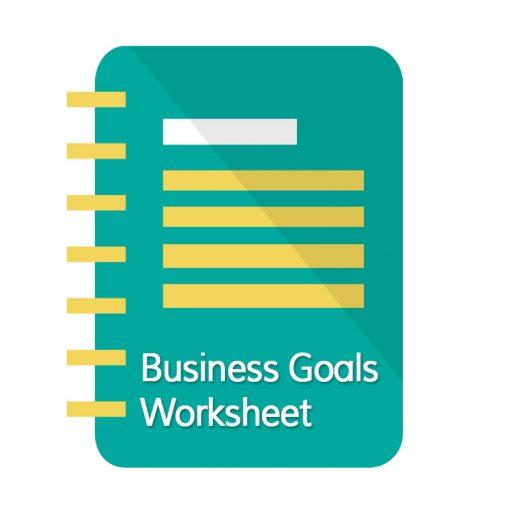 Business Goals Worksheet