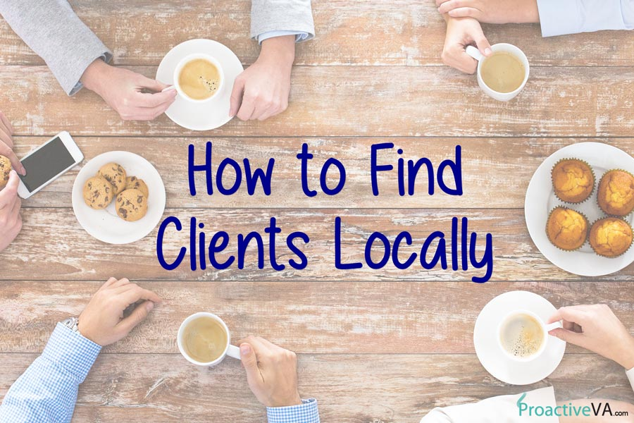 How to Find Clients Locally