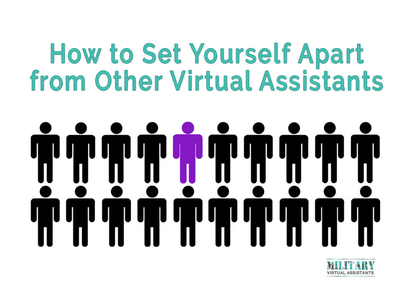How to Set Yourself Apart from Other Virtual Assistants