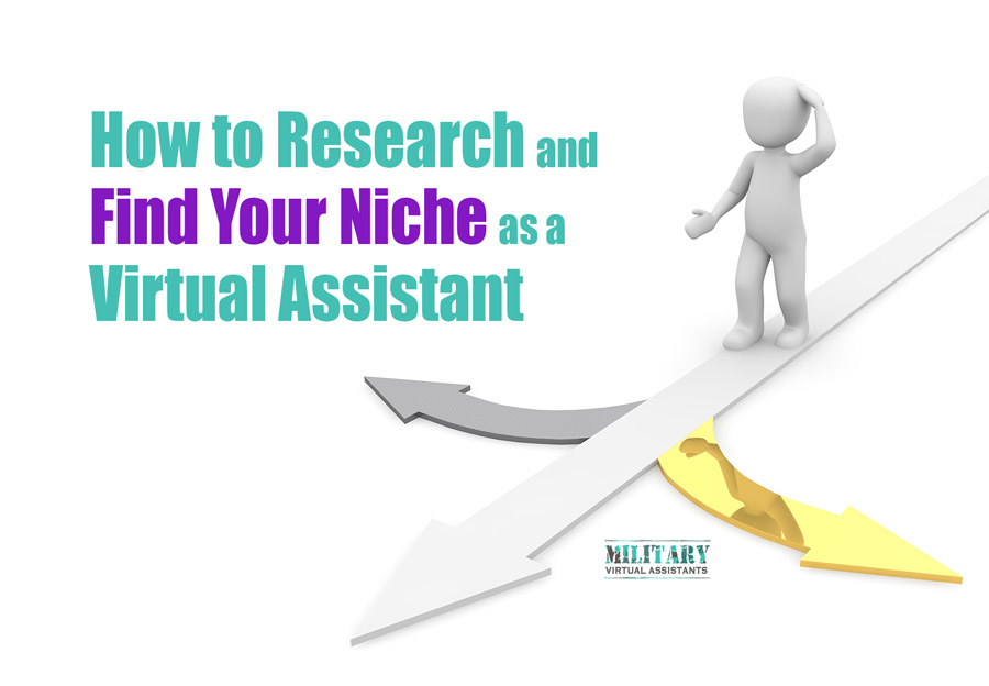 How to Research and Find Your Niche as a Virtual Assistant