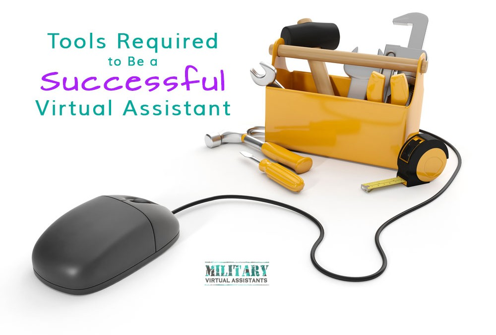 Tools Required to Be a Successful Virtual Assistant