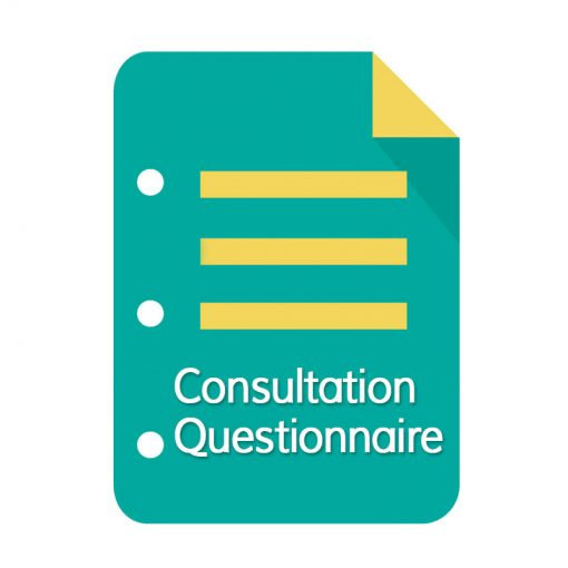 Consultation Call Questionnaire Form