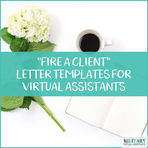 How to Fire Client as a Virtual Assistant