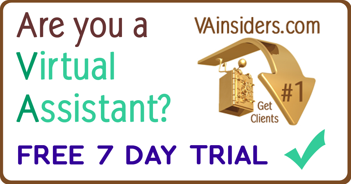 FREE VAinsiders Club Trial