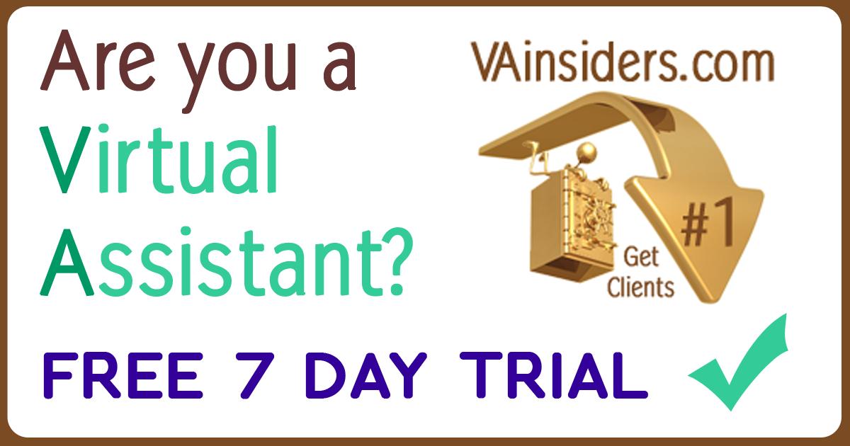 FREE VAinsiders Club Trial