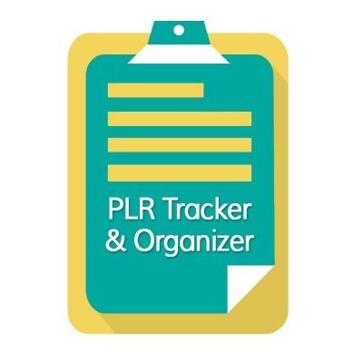 How to Organize PLR