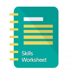 Virtual Assistant Skills Worksheet