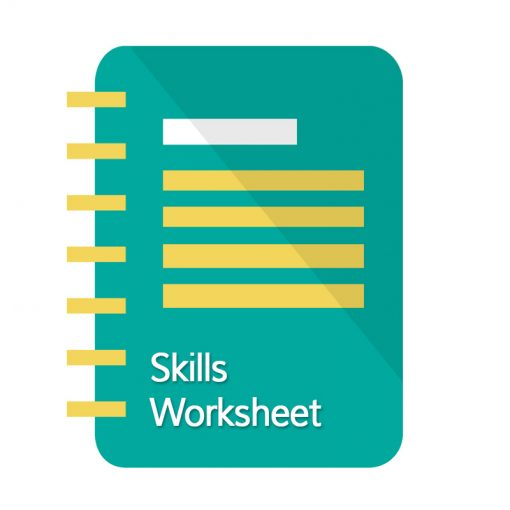 Virtual Assistant Skills Worksheet